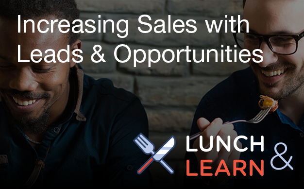 Increasing Sales with Lead and Opportunity Tracking